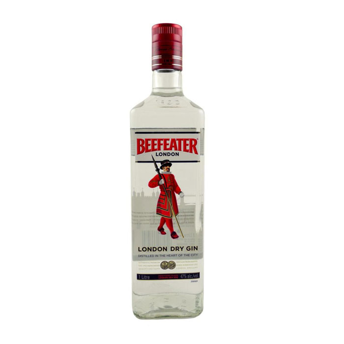 BEEFEATER GIN RED LONDON 40° CL.100