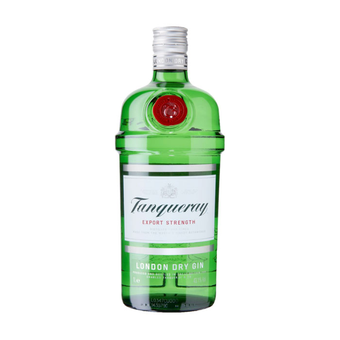GIN LONDON DRY TANQUERAY