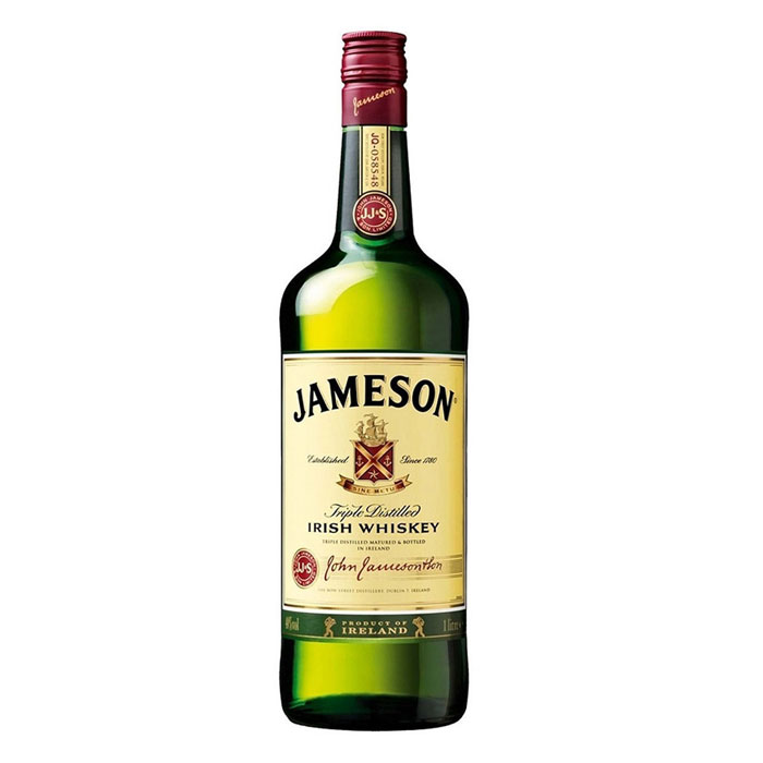 IRISH WHISKEY JAMESON L. 1